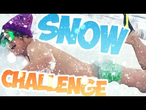 СНЕЖНЫЙ ЧЕЛЛЕНЖ | SNOW CHALLENGE (EEONEGUY)