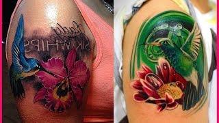 Tatuajes Bonitos De Colibries