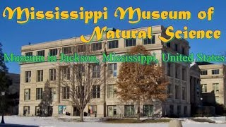 Jackson (MS) United States  city photo : Visit Mississippi Museum of Natural Science, Museum in Jackson, Mississippi, United States