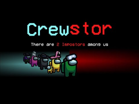 Among Us Crewstor Moments! Crewmate/Imposter Gameplay!