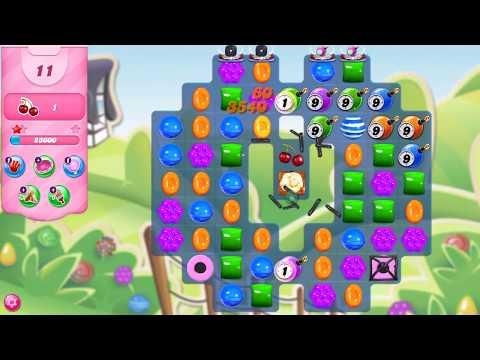 Candy Crush Saga Level 3424 NO BOOSTERS