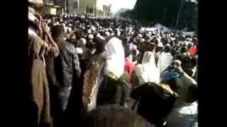 Peaceful Ethiopian Muslims Bruttally Attacked By The Security Forces In Addis Ababa&Dessie, Etc