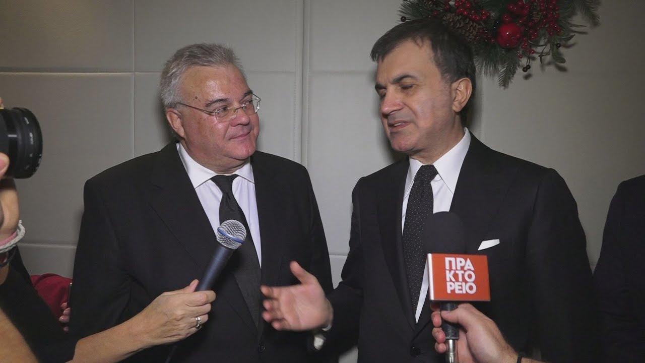 Oμέρ Τσελίκ: «Να ανοίξουμε νέες σελίδες προς όφελος και των δύο χωρών»