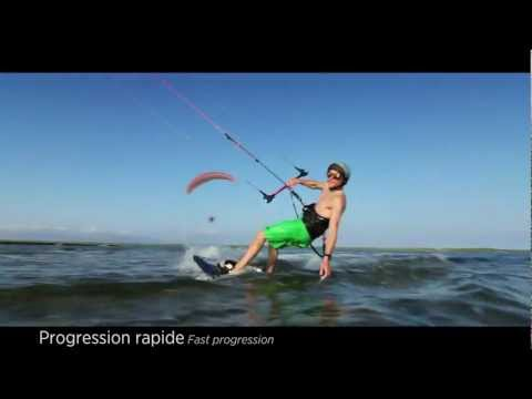 Video promotionnelle Aerosport-kitesurf