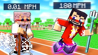 The Fastest (And Slowest) You Can Go In Minecraft
