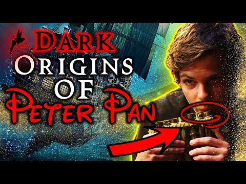 Peter Pan's Dark Origins: A Place Your Child's Eye's Should Never Land