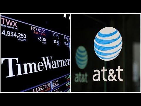 AT&T Wins Court Battle To Purchase Time Warner