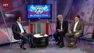 Особенности и итоги голосования обсудили на проекте «Ночь выборов»