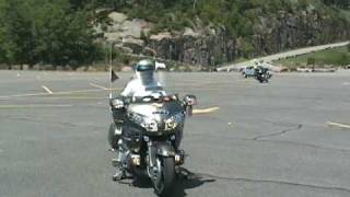 6. Honda Goldwing GL1800 Americade 2008