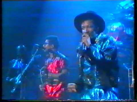 7. Stone Love - Kool And The Gang ( Live in Germany 1987 )