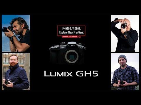 Panasonic DC-GH5L fényképezőgép kit (Leica 12-60mm 1:2,8.-4.0 objektívvel)
