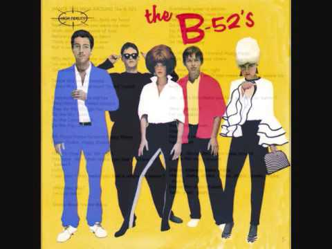 אלבום הבכורה של ה-B52'S