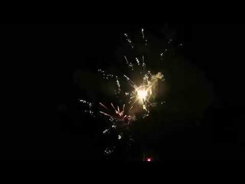 Feuerwerk Hotel Rheinsberg 06.06.14