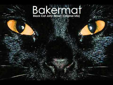Download Lagu Bakermat - Black Cat John Brown (Original Mix) Music Video
