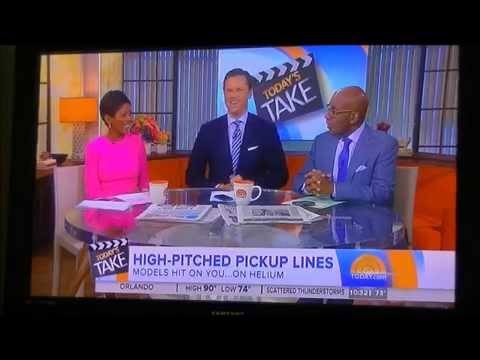 A Clip from the Today Show Weather & Dancing