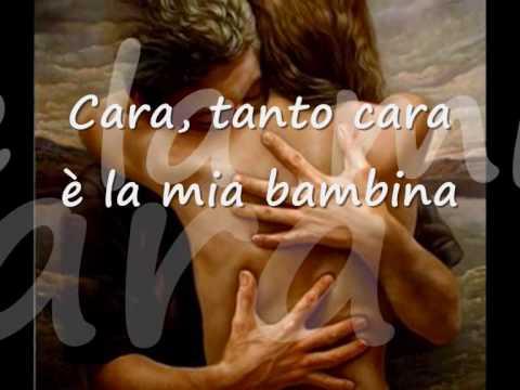 Guido Renzi - Tanto Cara.letra de Piero Mirigliano-wmv