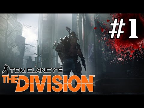 Tom Clancy's The Division - Part 1 - Character Creation [The Division Gameplay / Let's Play] (видео)