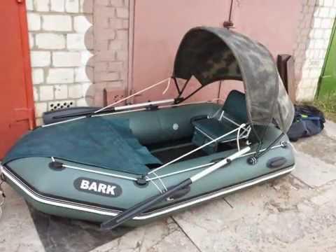 сравнение лодки барк и колибри