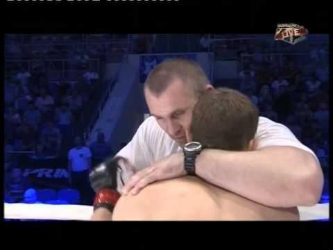Курбанали Раджабалиев vs. Гога Шаматава