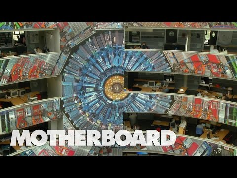 Doc - Supersymmetry: The Large Hadron Collider Returns in the Hunt for New Physics (Vice)