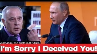 Video Desperate Fish Factory Boss Sneaks Into Press Conference To Beg Putin For Help MP3, 3GP, MP4, WEBM, AVI, FLV Oktober 2018
