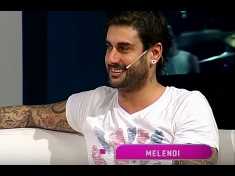 Melendi video Entrevista CM - Marzo 2015