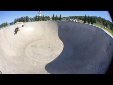 AXIS R-N first time at new liskeard skatepark