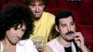 Video Queen - Live Aid - Backstage Interview Before The Show MP3, 3GP, MP4, WEBM, AVI, FLV November 2018