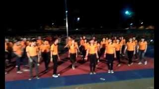 Múa dân vũ Trống cơm