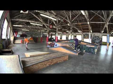 Central City Skatepark Edit 2