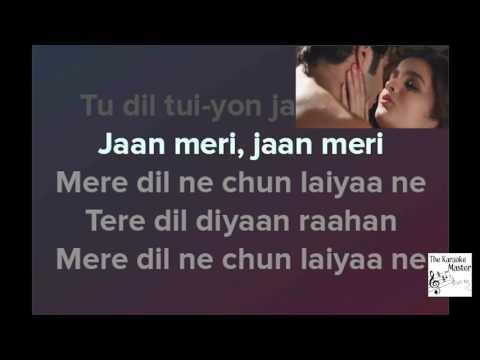 Video Main Tenu Samjhawan Ki - Alia Bhatt - Karaoke (with lyrics and video) download in MP3, 3GP, MP4, WEBM, AVI, FLV January 2017