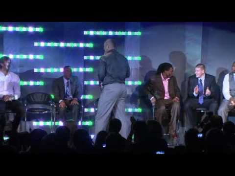 Dance-off: Delonte West vs Glen Davis