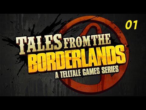 Tales From The Borderlands прохождение #1 Веселье начинается!