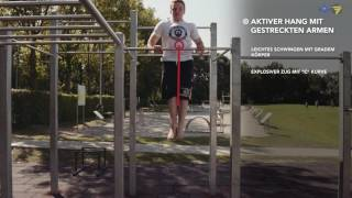 Calisthenics-Tutorial: Muscle-Up