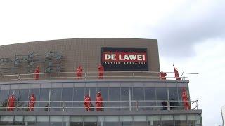 Groots openingsfeest De Lawei