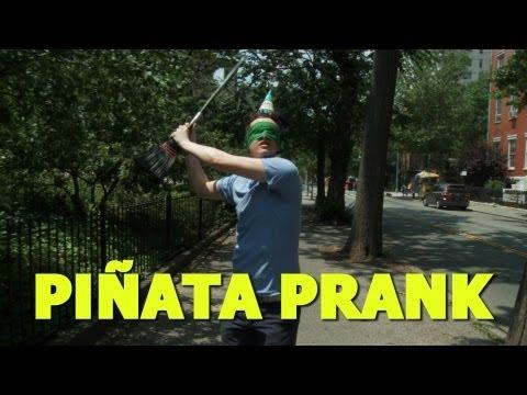 Donde está la piñata?