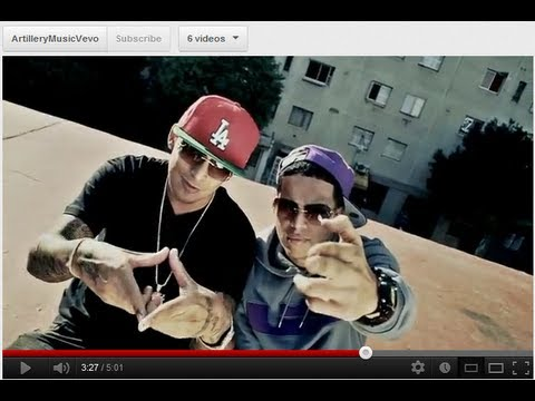 El Arma Secreta - Ñengo Flow (Video)