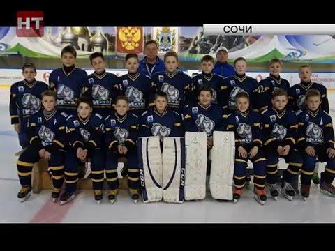 Новгородская детская команда «Йети-2004» стала серебряным призером всероссийских соревнований «Золотая шайба»
