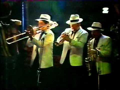 Alosza Awdiejew - Benefis w Teatrze STU [10] (Boba Jazz Band)