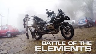 5. Battle of the Elements : BMW 2016 R1200GS Adventure & 2010 F650GS