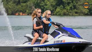 8. 2018 Yamaha WaveRunner Lineup First Look