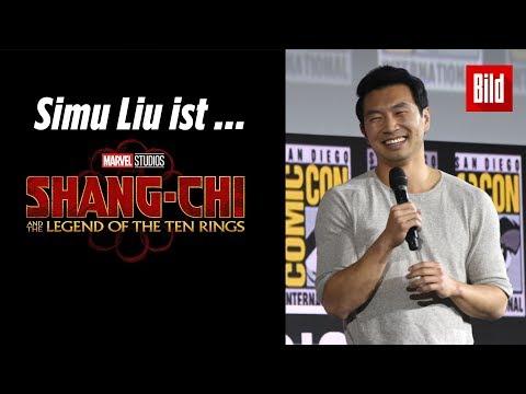 Marvel hat für »Shang-Chi und die Legende der 10 Ring ...