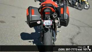 8. 2011 Triumph Tiger 1050 SE  - Empire Cycle & Powersports ...
