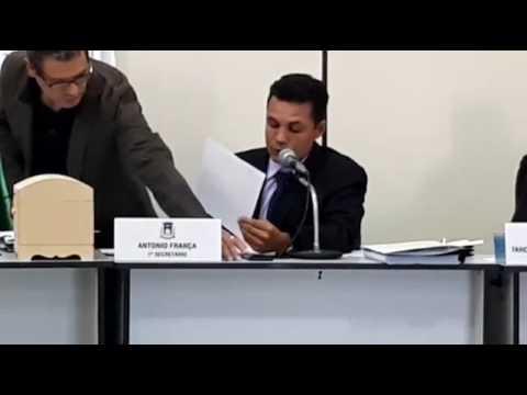 6ª SESSÃO EXTRAORDINÁRIA APROVAÇÃO CONTAS DO EXECUTIVO - ANO 2014