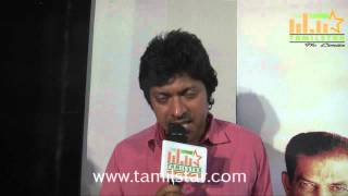 Magizh Thirumeni at Meaghamann Success Meet