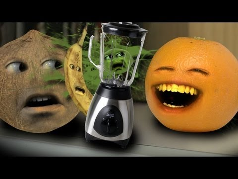 Annoying Orange - He Will Mock You (видео)