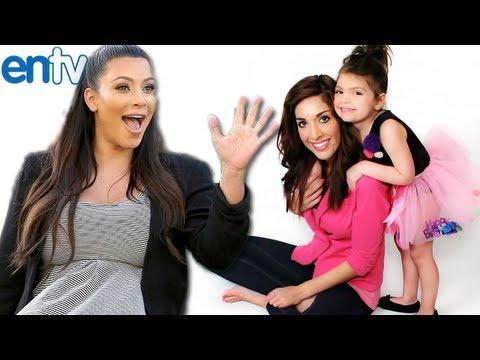 Farrah Abraham Gives Parenting Advice To Kim Kardashian