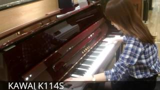 Download Lagu KAWAI K114S 演奏動画 La Campanella【島村楽器エキスポシティ店】 Mp3