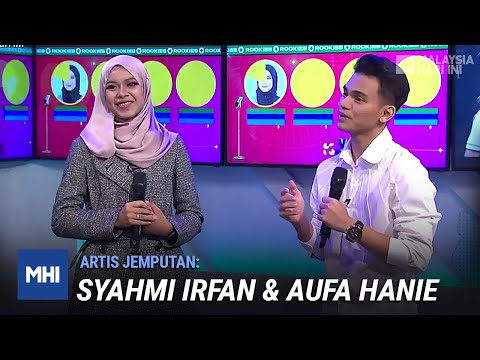 Artis Jemputan: Syahmi Irfan & Aufa Hanie   MHI (23 Oktober 2020)