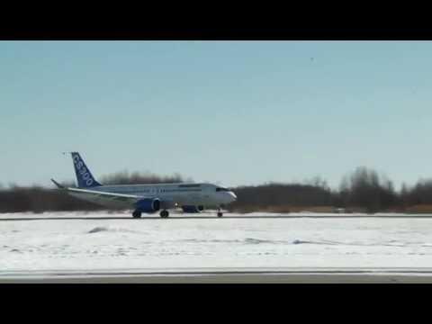 Bombardier CS300 – nový narrow body na trhu